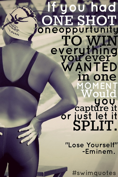 Swimmers quote #2