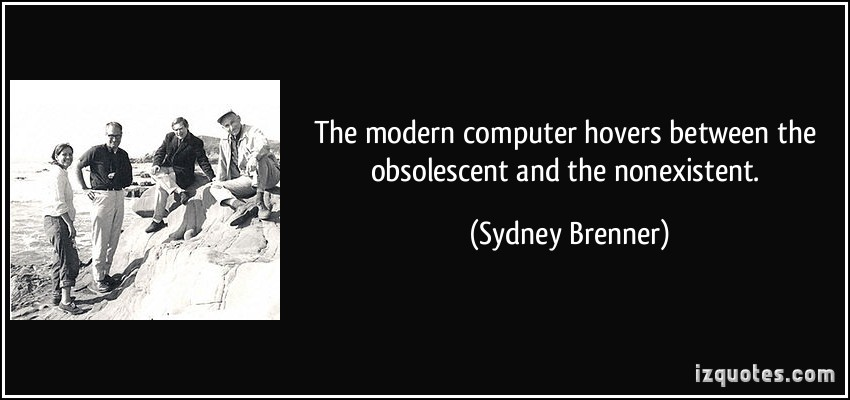 Sydney Brenner's quote #6