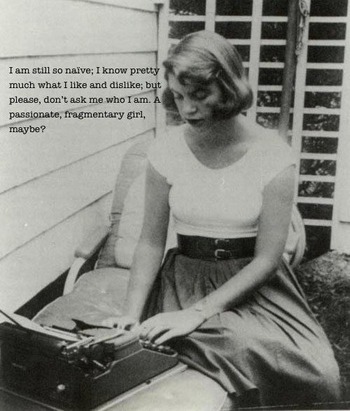 Sylvia Plath's quote #3