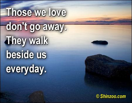 Sympathy quote #6