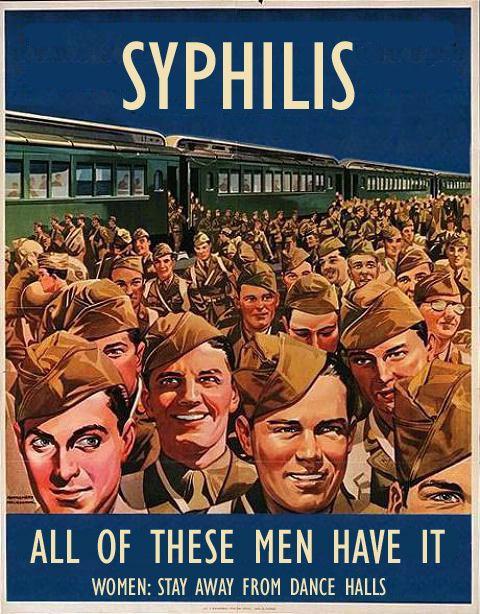 Syphilis quote #2