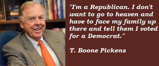 T. Boone Pickens's quote #2