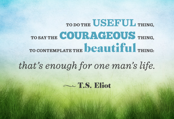 T. S. Eliot's quote #8