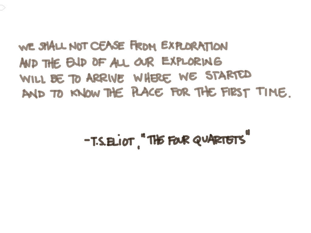 T. S. Eliot's quote #7