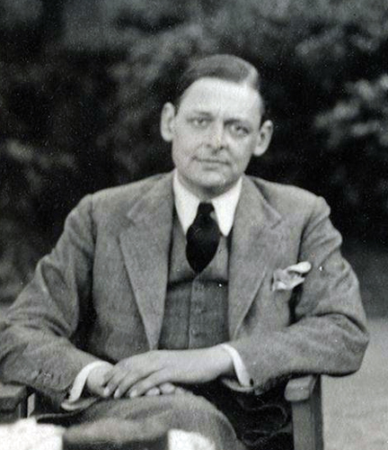 T. S. Eliot's quote #5