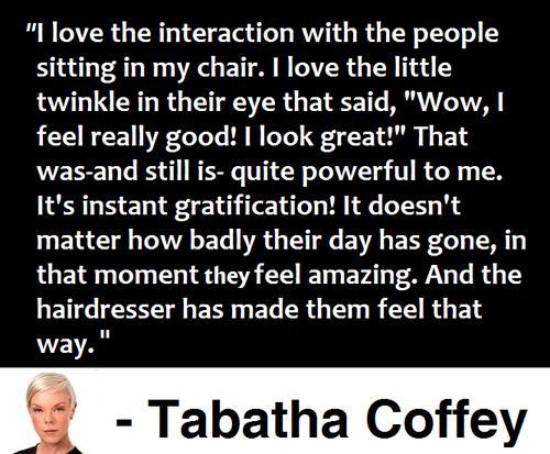 Tabatha Coffey's quote #4