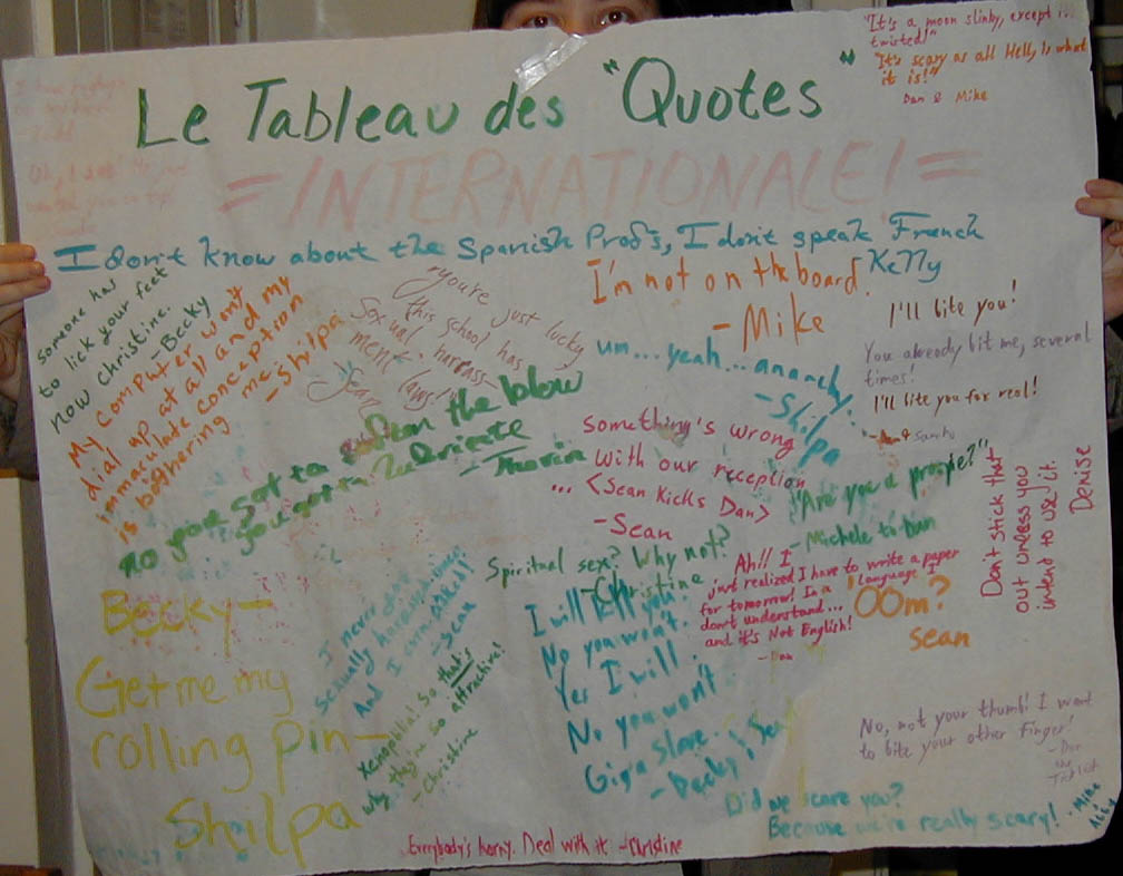 Tableau quote #2
