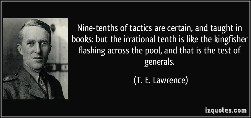 Tactics quote #1
