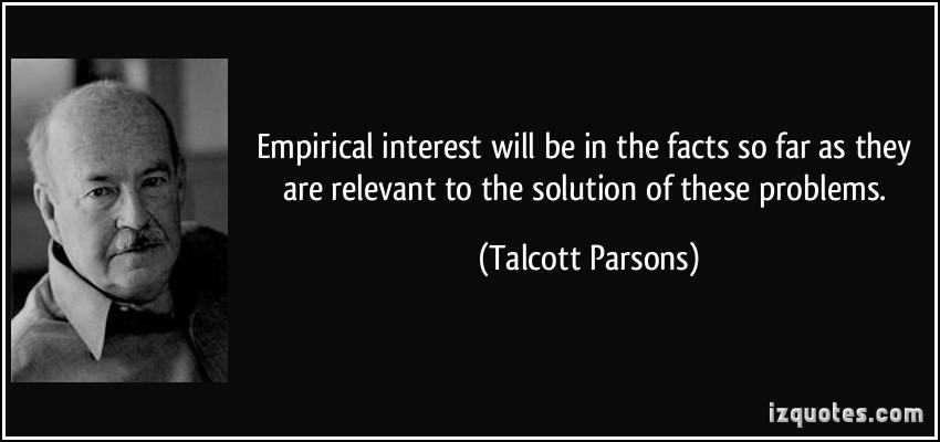 Talcott Parsons's quote #2
