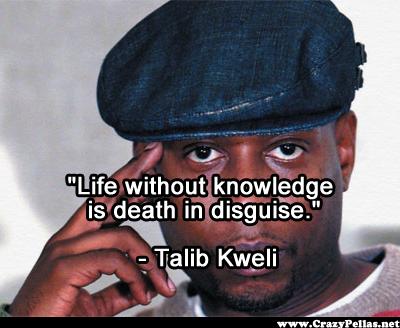 Talib Kweli's quote #5