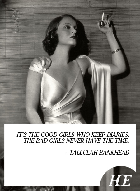 Tallulah Bankhead's quote #2