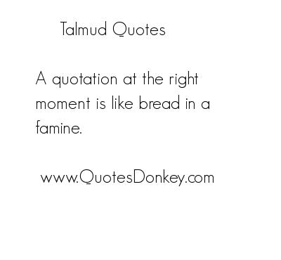Talmud quote #2