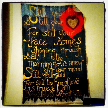 Tapestry quote #1