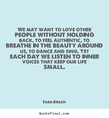 Tara Brach's quote #6