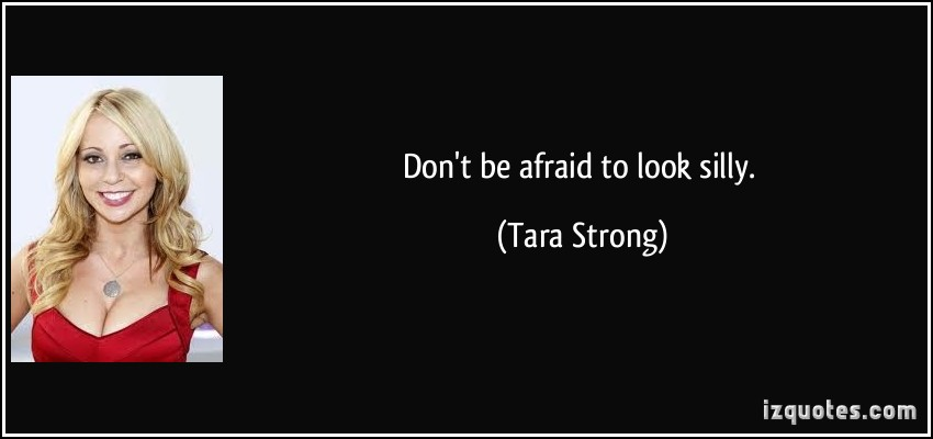 Tara Strong's quote #1