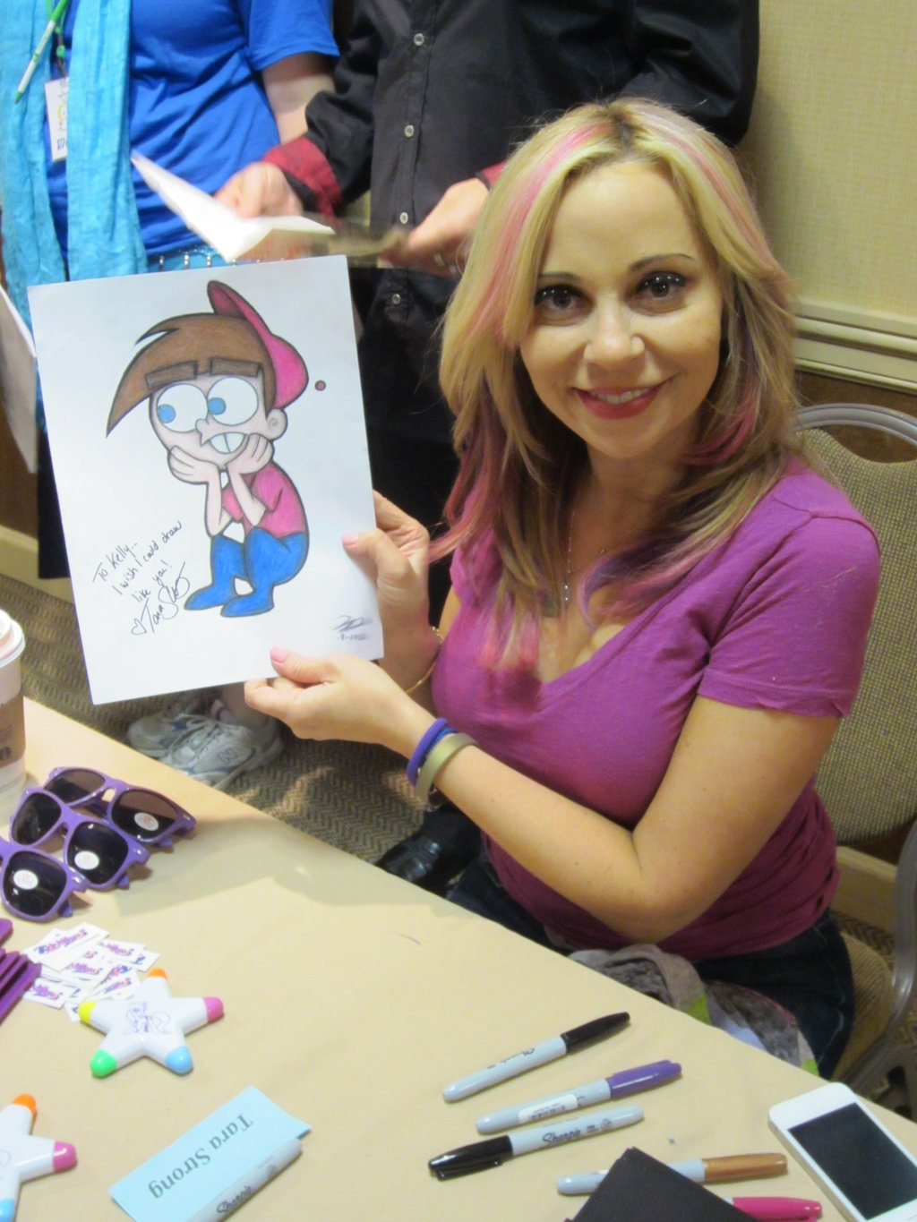 Tara Strong's quote #5