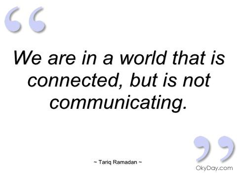Tariq Ramadan's quote #4