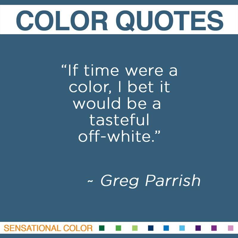 Tasteful quote #1
