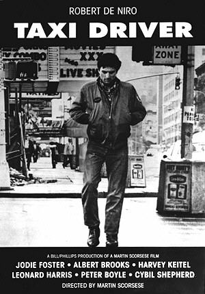 Taxi Driver quote