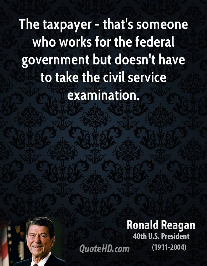 Taxpayer quote
