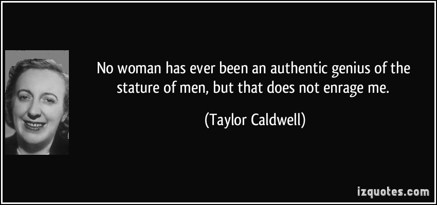 Taylor Caldwell's quote #7
