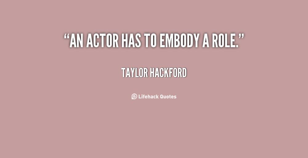 Taylor Hackford's quote #1