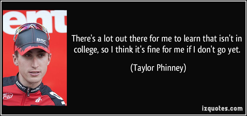 Taylor Phinney's quote #2