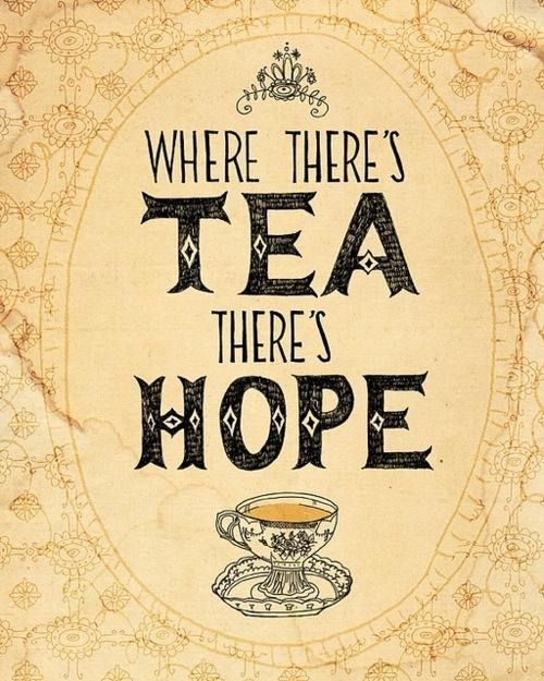 Tea quote #1