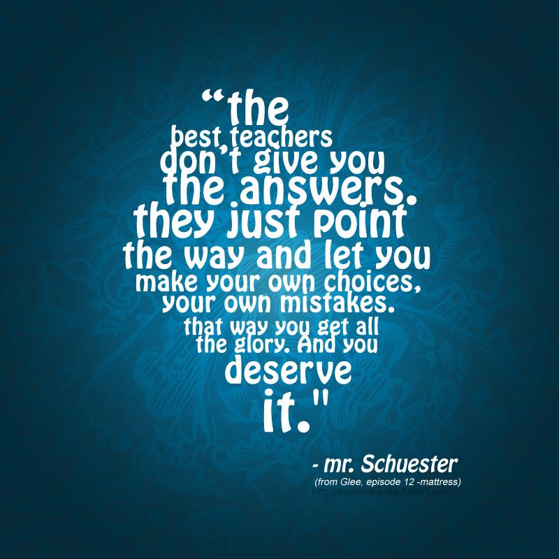 Teach quote #5