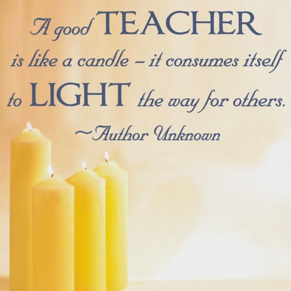 Teachers quote #3