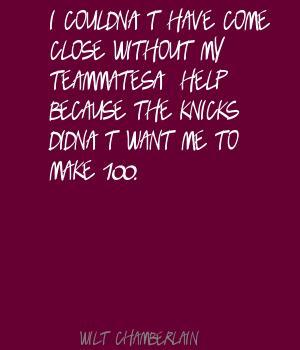 Teammates quote #7