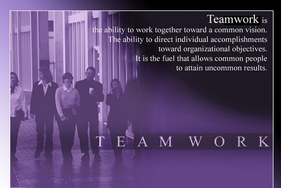 Teamwork quote #2
