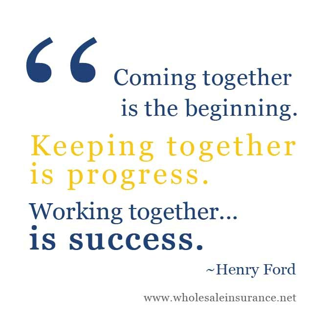 Teamwork quote #1