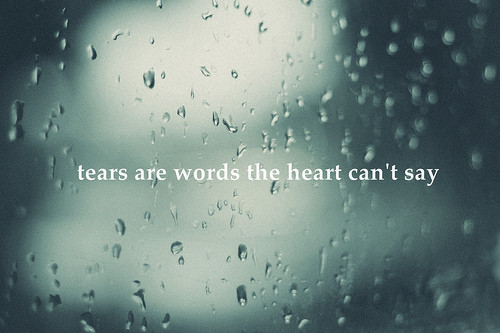 Tears quote #4