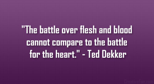 Ted Dekker's quote #2