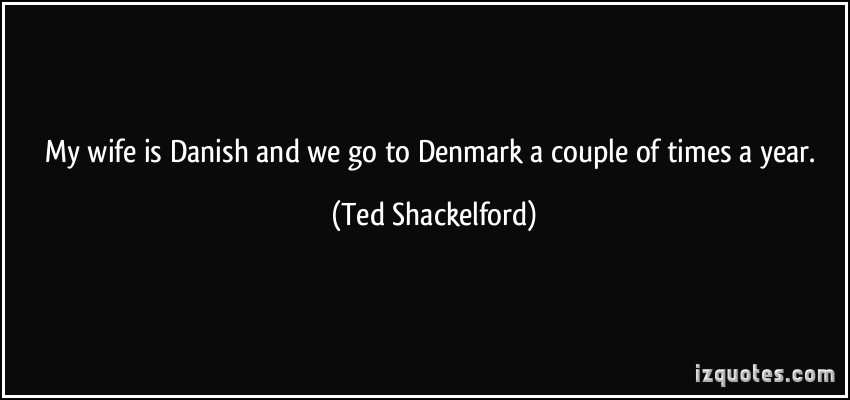 Ted Shackelford's quote #1