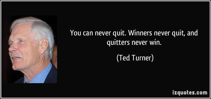 Ted Turner quote #1