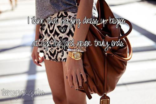 Teenage Girl quote #1