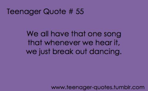 Teenager quote #5