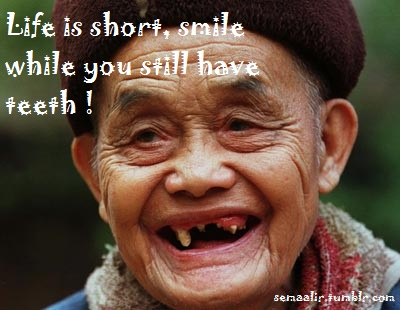 Teeth quote #3