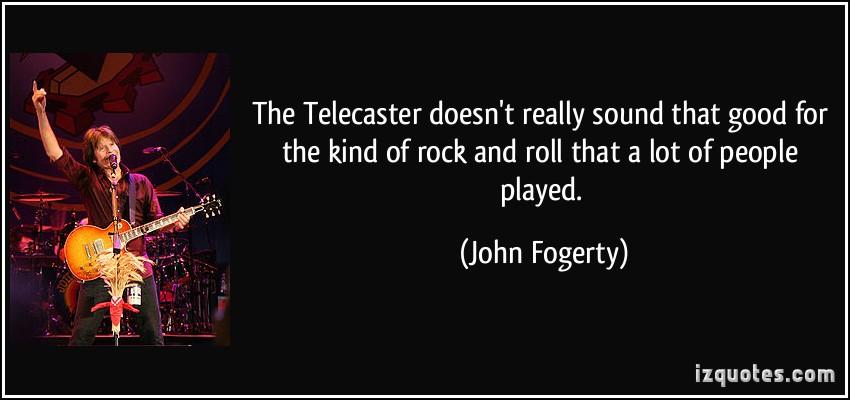 Telecaster quote #2