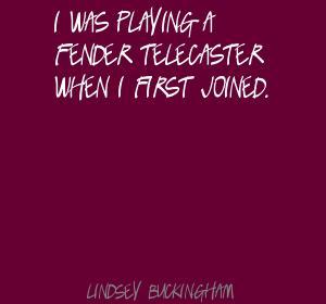 Telecaster quote #1