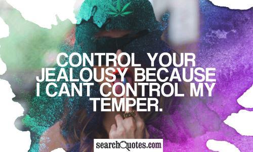 Temper quote #5