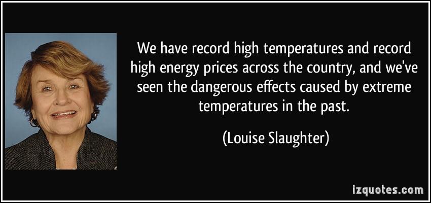 Temperatures quote #2