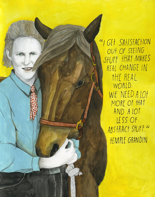 Temple Grandin's quote #1