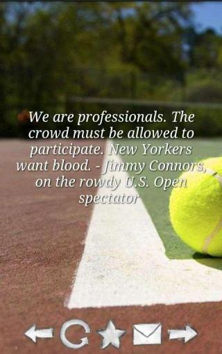 Tennis quote #7