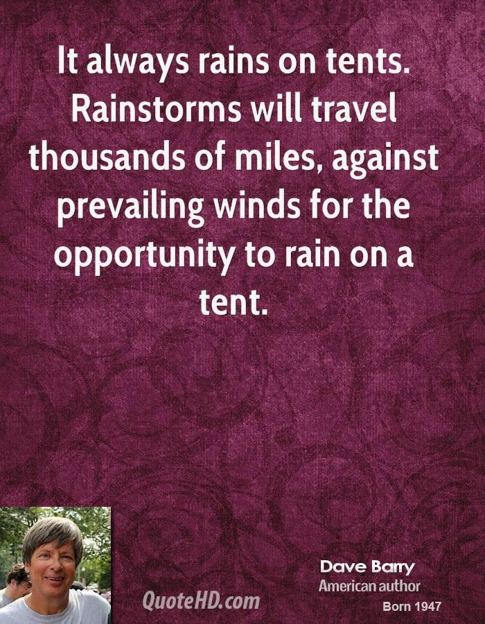 Tents quote #2