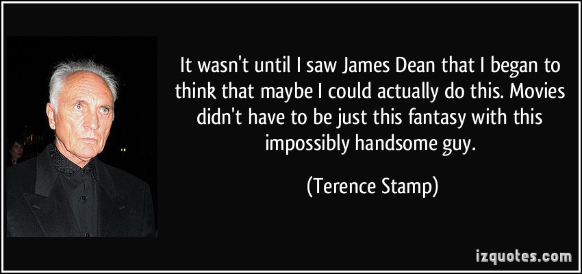 Terence Stamp's quote #3