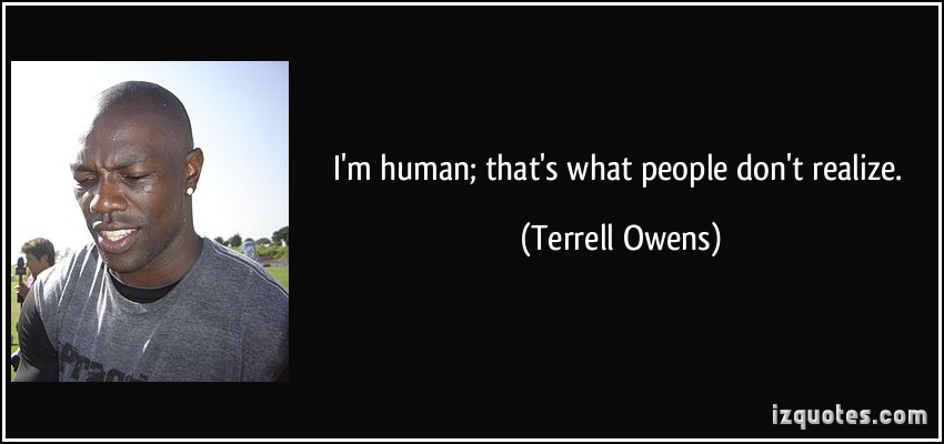 Terrell Owens's quote #7