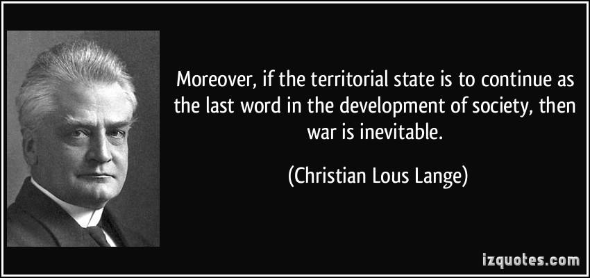 Territorial quote #1